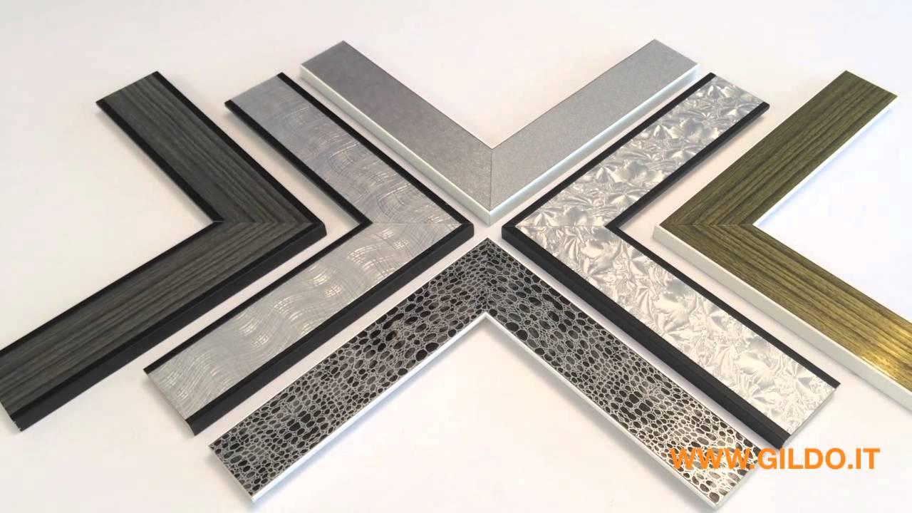 Cornici per specchi e quadri mirror picture frames - Cornici per specchi ...