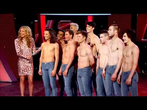 So You Think You Can Dance UK S02E04 - Top 10 Boys Performance