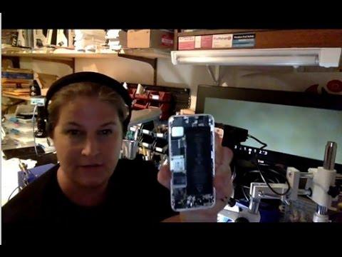 Horrible Video of BSOD Repair