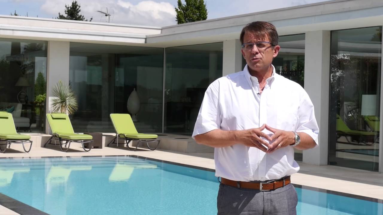 piscine miroir dbordement youtube