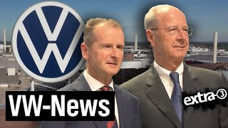 VW-Nachrichten in 100 Sekunden
