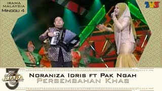 Download Video 3 Juara | Norhaniza Idris Ft Pak Ngah | Persembahan Khas | Minggu 3 MP3 3GP MP4
