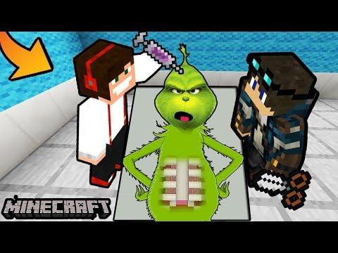 OPERACJA GRINCH Z GPLAY w Minecraft !
