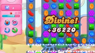 Candy Crush Soda   level 451 no boosters