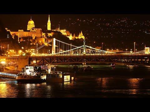 A Budapest Summer Night