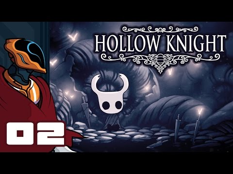 Let's Play Hollow Knight - PC Gameplay Part 2 - Down The Greenpath