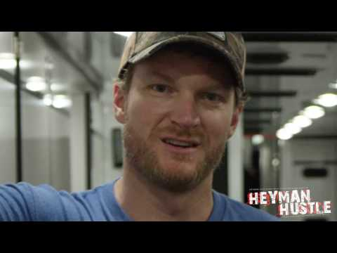 EXCLUSIVE! Dale Earnhardt Jr Talks About His Retirement with Paul Heyman