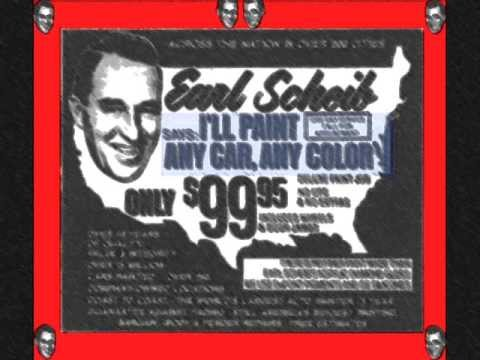 The Age Of Earl Scheib Let The Paint Dry Youtube