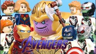 LEGO Avengers Endgame MOVIE: The Final Battle!