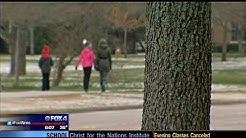 Plano residents make most of winter weather