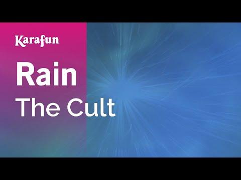 Karaoke Rain - The Cult