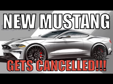 FORD CANCELS Plans for new S650 Mustang for 2020 and Big News!!