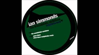 Ian Simmonds - The Wendelstein Variations