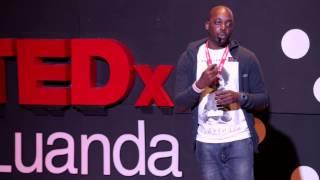 Love For My City-Luanda: Keita Mayanda/Sociologist at TEDxLuanda 2013
