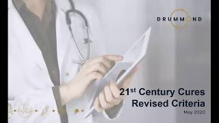 Revised ONC 2015 Edition Test criteria - 21st Century Cures Final Rule