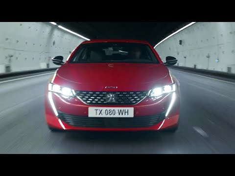 2019 Peugeot 508 High end comfort and first class quality