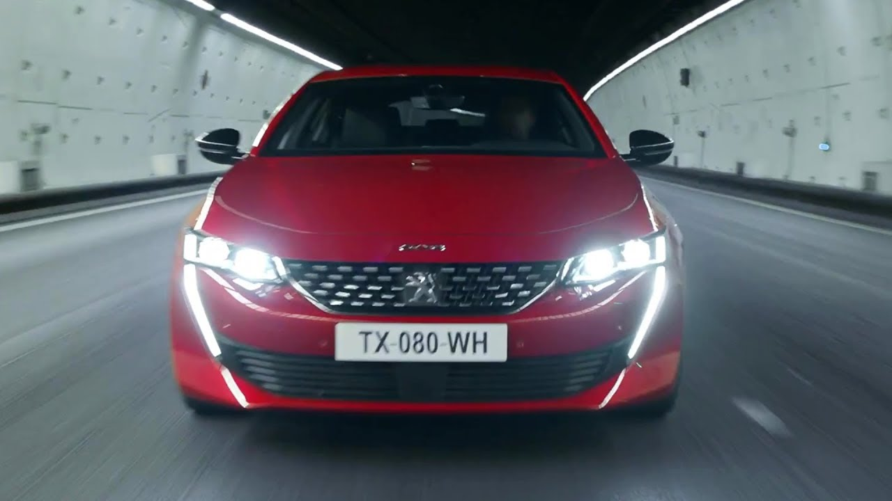 2019 Peugeot 508 High End Comfort And First Class Quality Youtube
