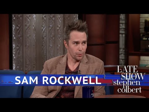 Sam Rockwell's 'Three Billboards' Character Was A Hateful Person