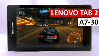 Lenovo Tab 2 A7-30 Gaming Performance - Part 1