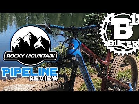 2019 Rocky Mountain Pipeline Review - Cyclepaths Bike Shop - Truckee