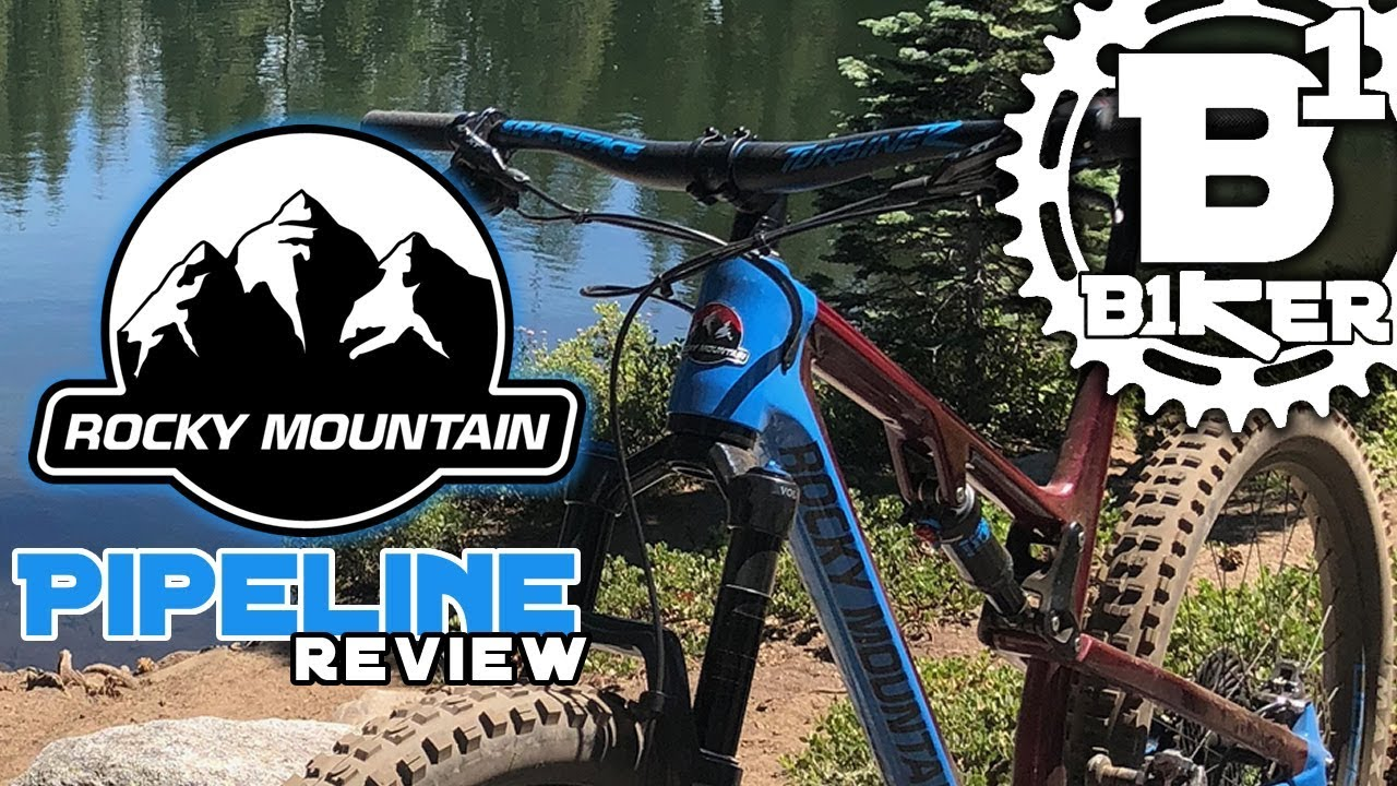 4f4a7d61202 2019 Rocky Mountain Pipeline Review - Cyclepaths Bike Shop - Truckee, Ca -  Mountain Biking