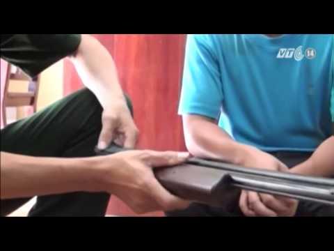 VTC14_Phát hiện vụ buôn lậu súng hơi số lượng lớn vào Việt Nam