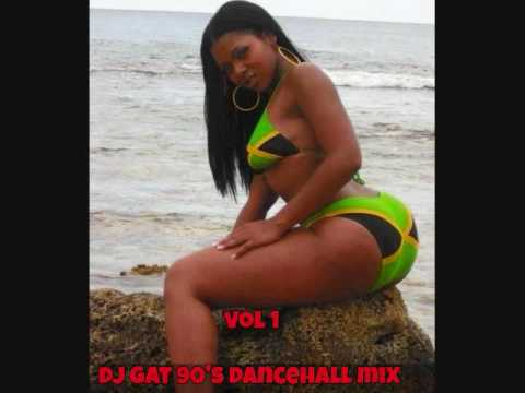 DJ GAT 90'S DANCEHALL JUGGLING VOL 1 OCTOBER 2016