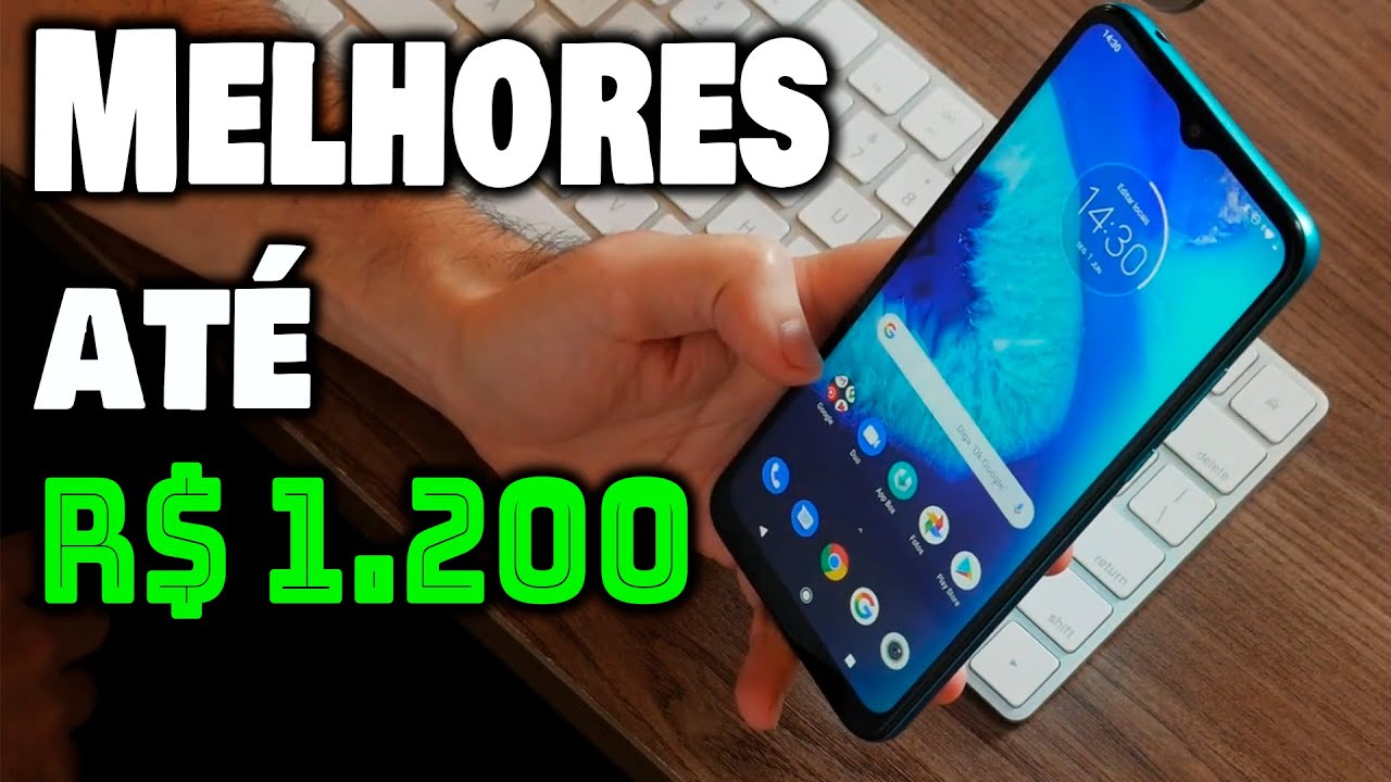 QUAL O MELHOR CELULAR BOM E BARATO ATÉ R$ 1.200 | NO BRASIL AGOSTO 2020
