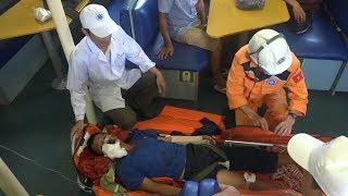 Tin Tức 24h  : Cứu nạn kịp thời một ngư dân gặp nạn trên vùng biển Hoàng Sa