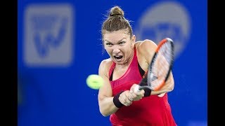 Simona Halep | 2018 Wuhan Pre-Tournament Interview