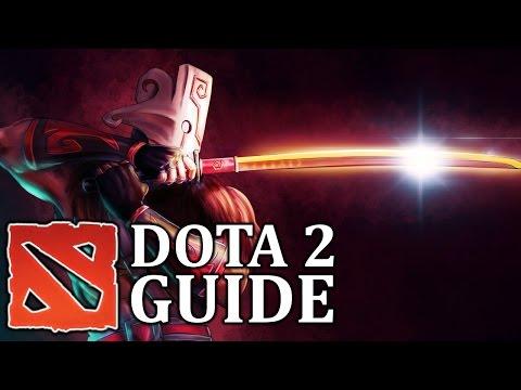 видео: dota 2 juggernaut guide - Гайд на Джаггернаута (18+)