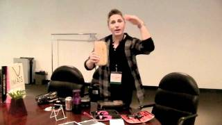 IMATS Toronto 2011 with Kevin James Bennett for Royal & Langnickle Thumbnail