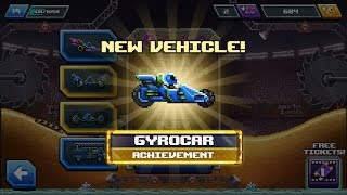 HOW TO GET GYROCAR IN DRIVE AHEAD!