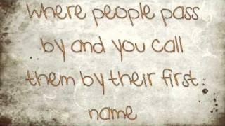 Rascal Flatts Mayberry (lyrics on screen)