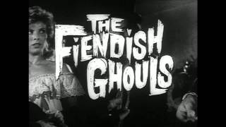The Flesh and the Fiends trailer 1960
