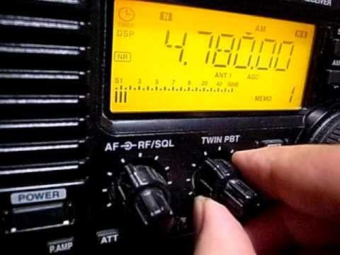 4780kHz Radio Djibouti, 9705kHz Radio Ethiopia : IC-R75+De1103+PL-660