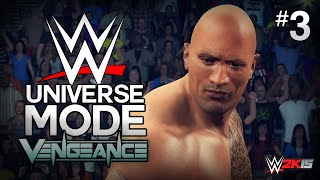 WWE 2K15 Universe Mode - Ep. 3 -