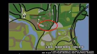 Misterios Del Gta San Andreas Con Ubicaciones PARTE  1