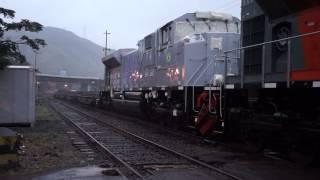 MRS Translado de locomotivas SD70ACE/45 VLi