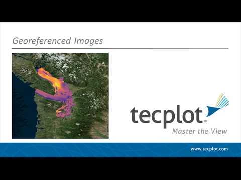 Converting Shapefiles to PLT Using PyTecplot in Tecplot 360