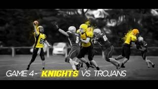 Game 4 - Knights Vs Trojans