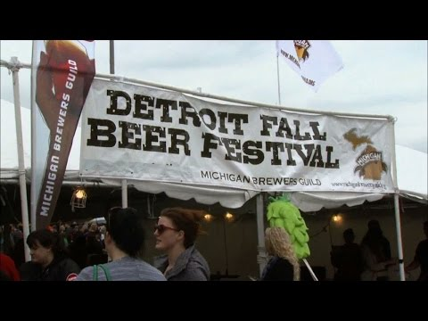 Detroit Fall Beer Festival
