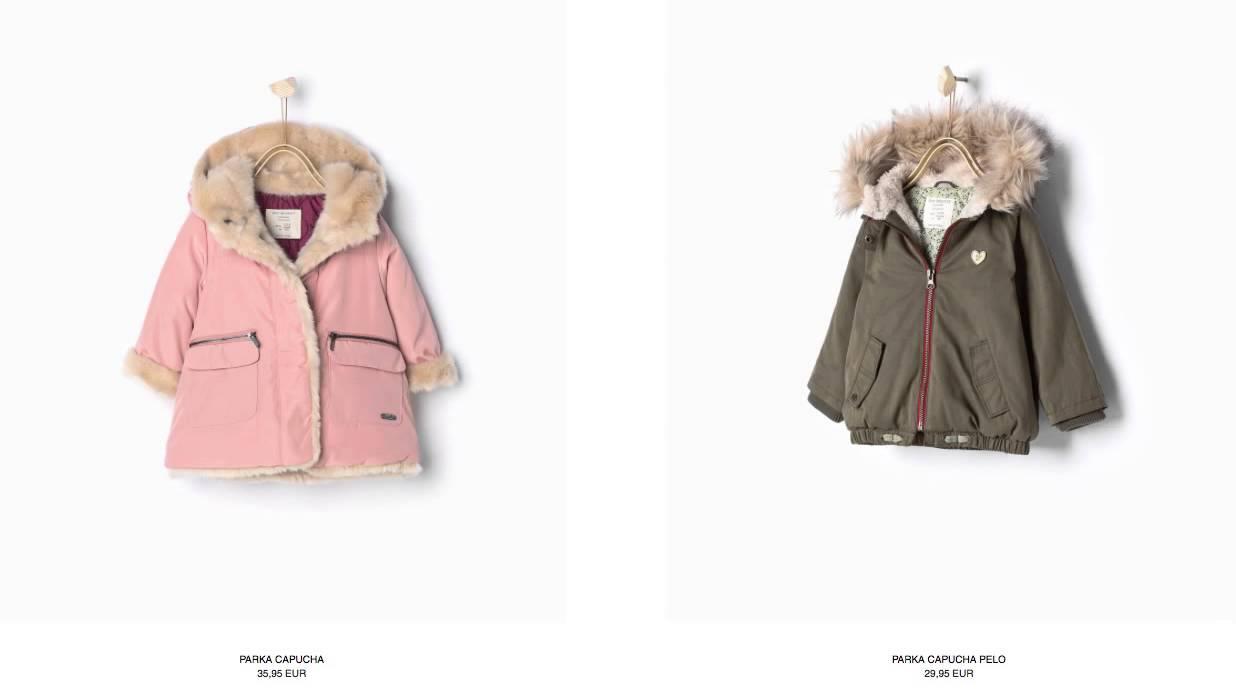 estilo atractivo liberar información sobre excepcional gama de estilos y colores Catálogo Zara Bebés España 2015