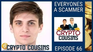 Everyones A Scammer - Michael Goldstein
