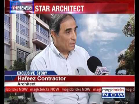 The News – Star Architect – Hafeez Contractor