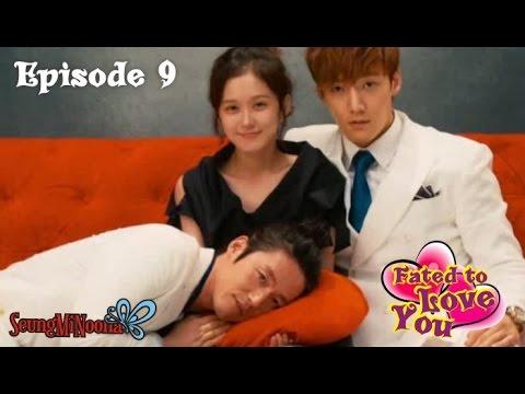 Recap Fated To Love You Korean Drama 2014 Episode 9 Youtube