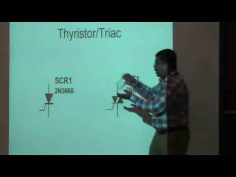 LECTURE ON POWER SEMICONDUCTOR DEVICES USING WORKING MODELS