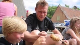 Danmark bedste campingplads - Feddet Strand Camping & Feriepark