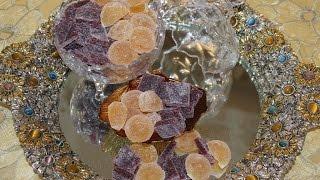 Pâte de fruits ----- عجين الفواكه الراقي والذيذ