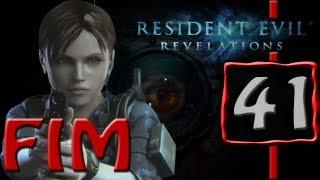 Vamos jogar Resident Evil Revelations FINAL / Ending detonado PC - parte 41